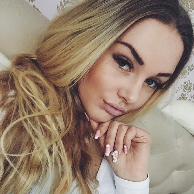 russian cute girl